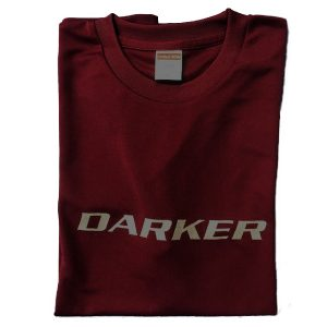DARKERlogoTsilverburgundy