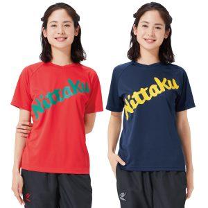 Nittaku-B-LOGO T-SHIRT