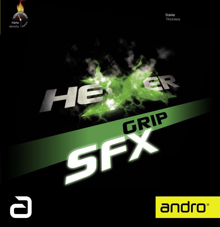 androHEXERGRIP SFX